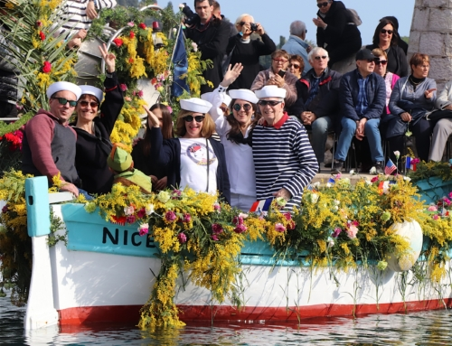 Naval flower battle 2020